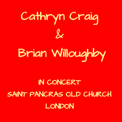 Cathryn Craig and Brian Willoughby - I Will