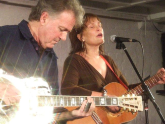 Cathryn Craig & Brian Willoughby Photo